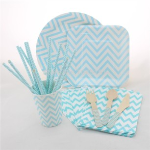 font-b-blue-b-font-font-b-chevron-b-font-party-supplies-wooden-forks-spoons